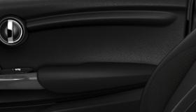 Interior trim - Hazy Grey