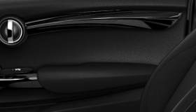 Interior trim - Piano Black