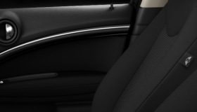 Interior surfaces - Piano Black