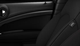 Surface intérieures Dark anthracite