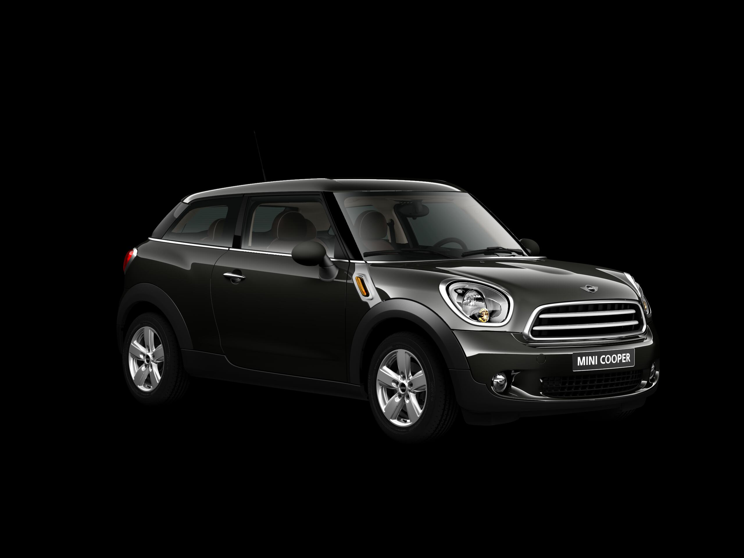 MINI CAR ACCESSORIES PACEMAN.