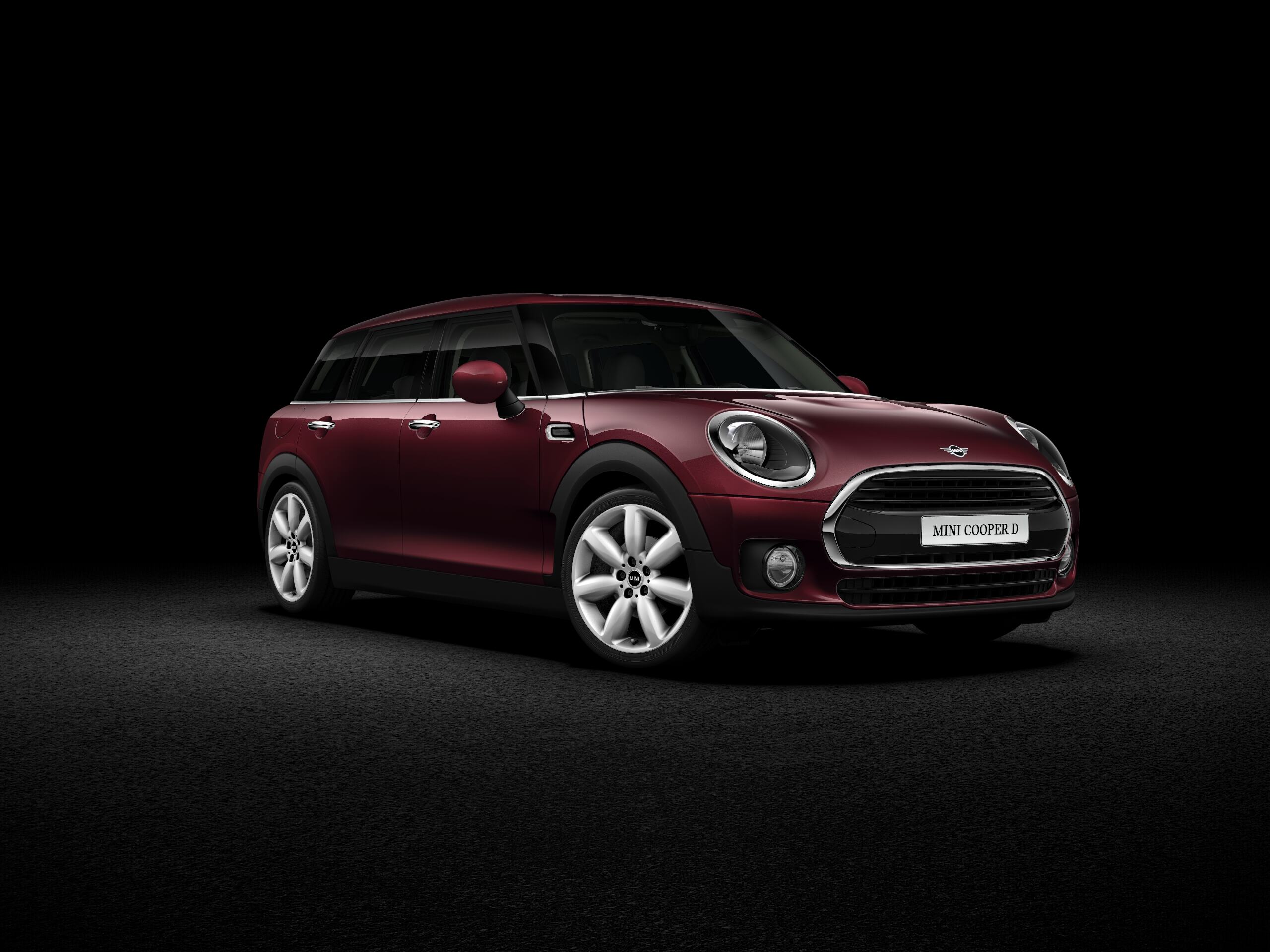 MINI CAR ACCESSORIES CLUBMAN.