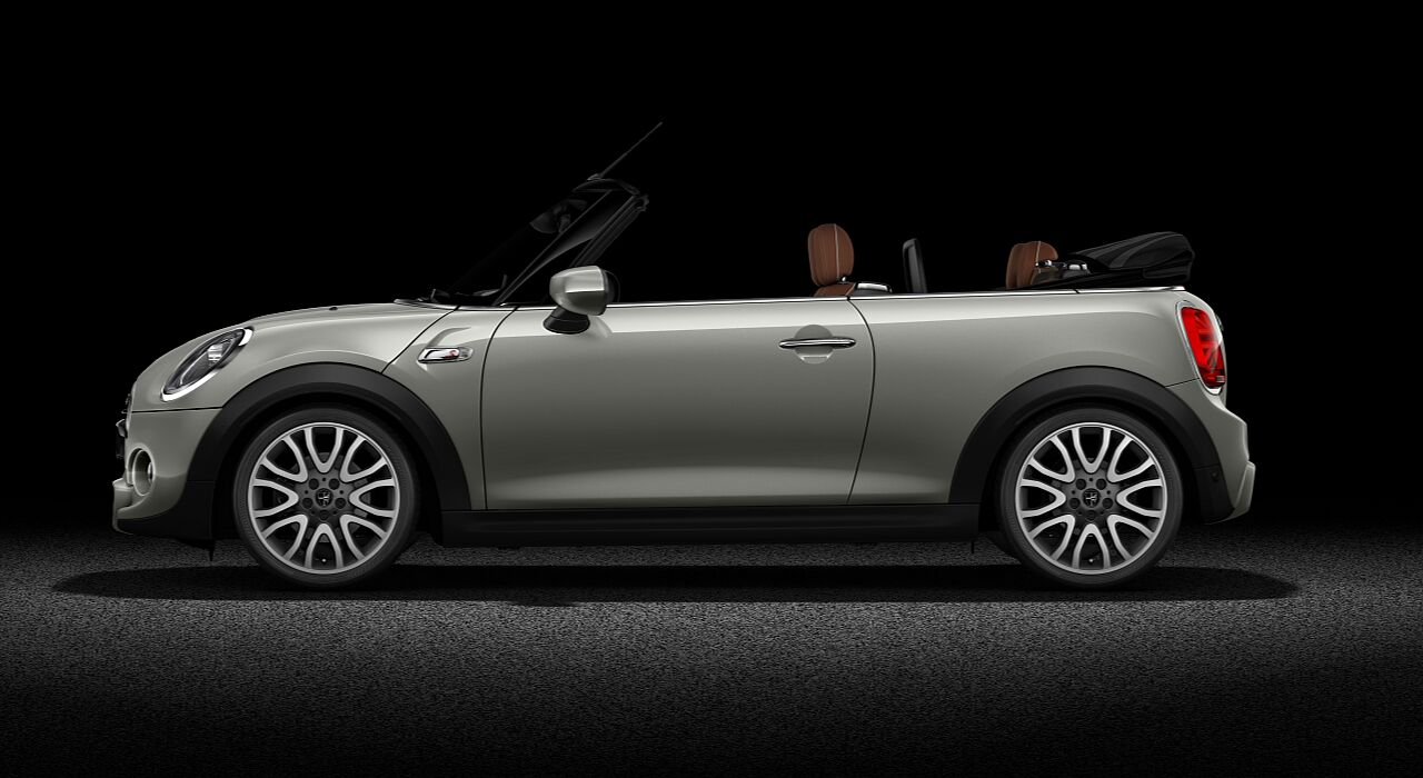 MINI Cooper S Convertible Side profile