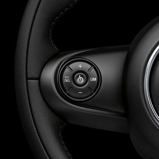Geschwindigkeitsregelung mit Bremsfunktion