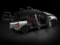MINI Cooper S Clubman full open body profile