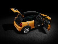 MINI Cooper S 3 Kapı Tam Açık Gövde Profili Görünümü