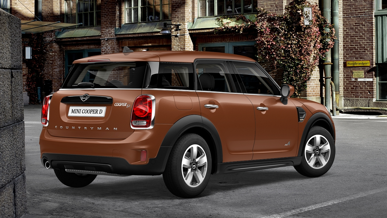 MINI Countryman – Held – STAD.