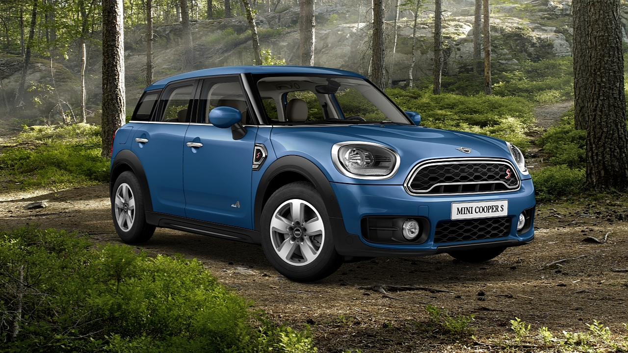 MINI Countryman – Held – PLATTELAND.