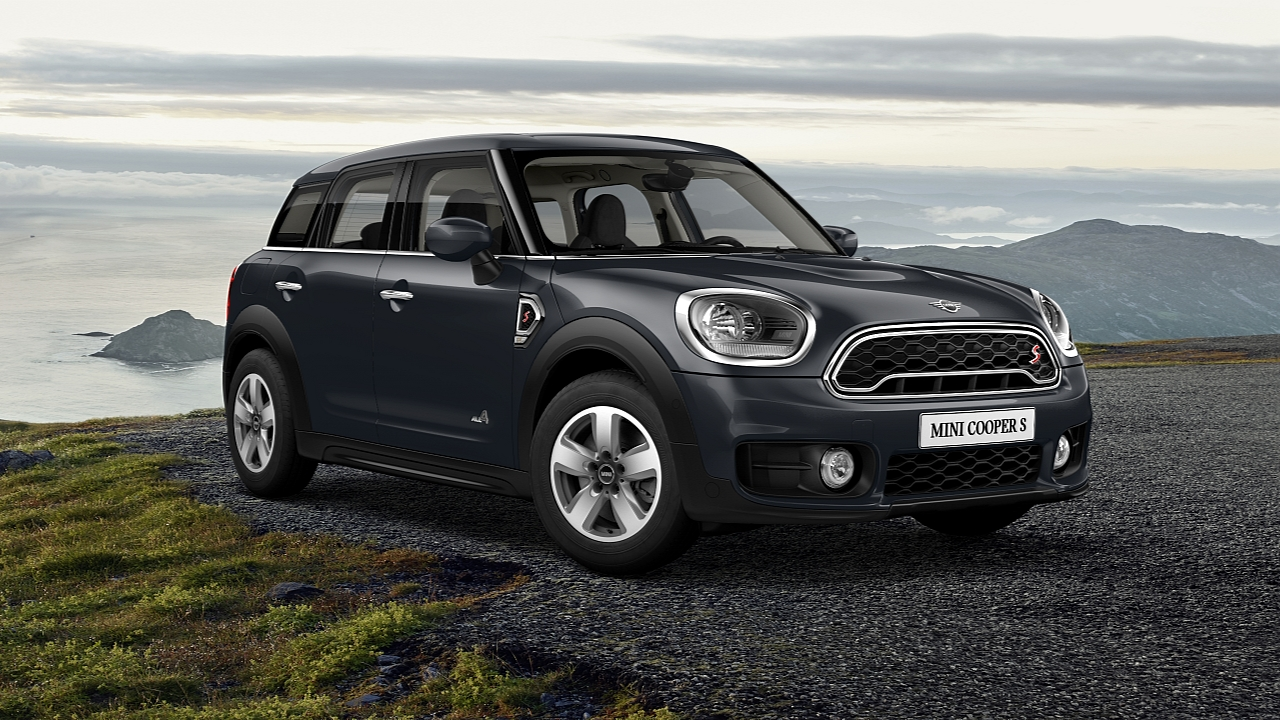 MINI Countryman – Held – SPORT