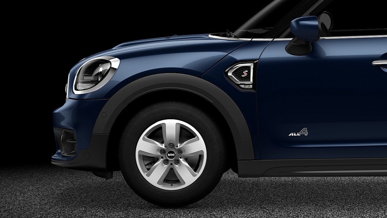 "MINI Countryman – 19"" MINI Yours lichtmetalen velgen Masterpiece – DESIGN."