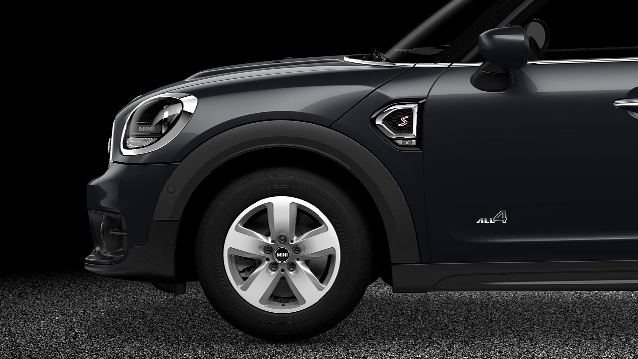 "MINI Countryman 19"" light alloy wheels JCW course spoke - SPORT."