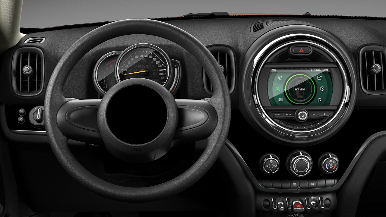 MINI Countryman – Wired-pakket – STAD.