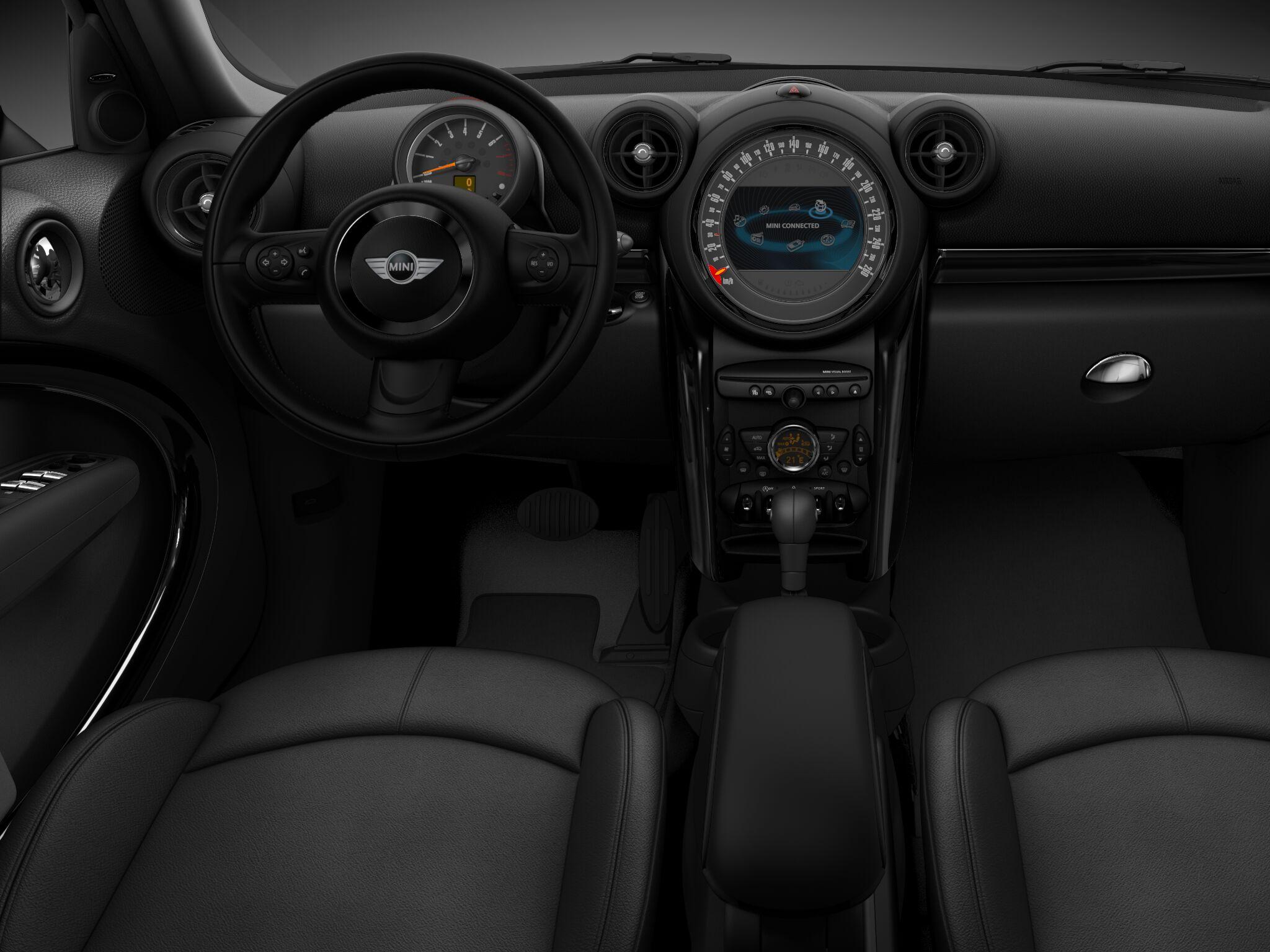 MINI Cooper Crossoverのコスモス・クロス・インテリア