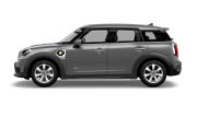 MINI COUNTRYMAN PLUG-IN HYBRID. ВИД СБОКУ.