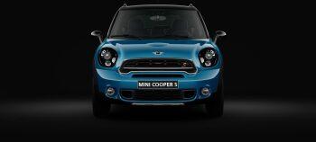 MINI Cooper S Countryman ALL4 front profile